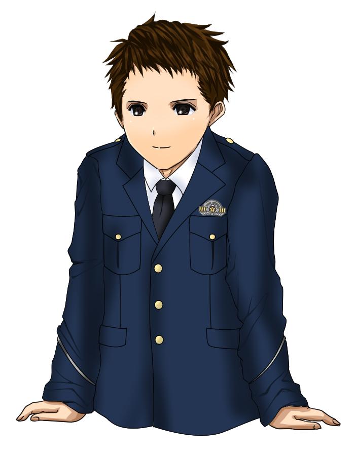 警察官、警官、警察官になりたい