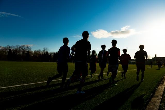 警察学校、マラソン、体力