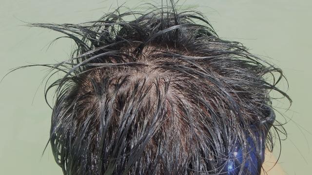 髪の油、頭皮の臭い、メンズシャンプー